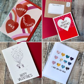 Cards & Gift Ideas for Valentine's Day