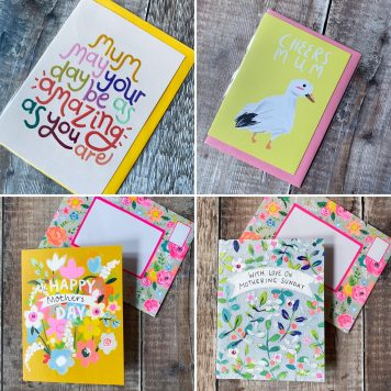 Cards & Gift Ideas For Mother's Day